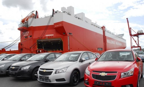 Shipping cars to Costa Rica